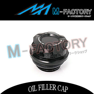 Motorcycle Engine Black CNC T-Axis Oil Filler Cap Fit Yamaha MT-09 FZ-09 Tracer