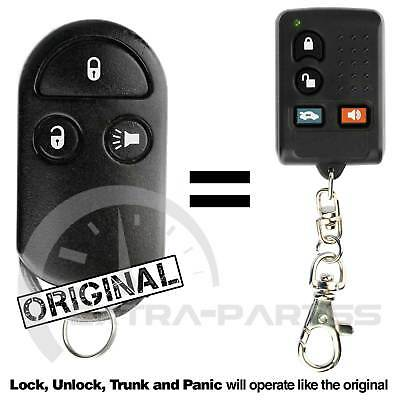 replacement for nissan 1998 2000 frontier 1996 98 pathfinder remotefor 1996 1997 nissan pathfinder keyless entry car remote key fob transmitter
