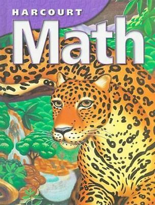 Harcourt School Publishers Math: Student Edition  Grade 6 2002 by HARCOURT SCHO
