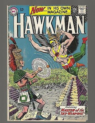 Hawkman #1 Master Of The Sky Weapons