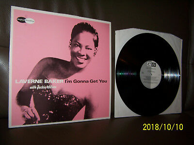 LaVern Baker with Jackie Wilson ‎LP I'm Gonna Get You