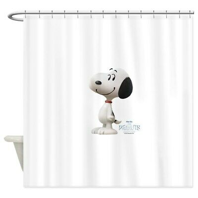 CafePress The Peanuts Gang Shower Curtain 1319696336