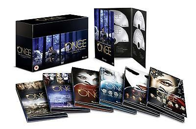 Once Upon A Time Complete Season Series 1 - 7 DVD Boxset New Region 2 + 4 Pal