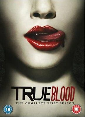 True Blood Stagione 1 (Hbo) [DVD] [2009], DVD 5051892007429 Good