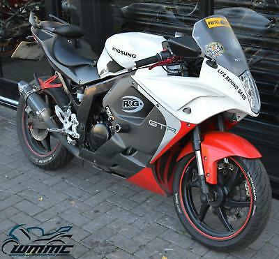 * Sold * 2016 Hyosung Gt125 R * Part Exchange To Clear * Mot 10/19 *