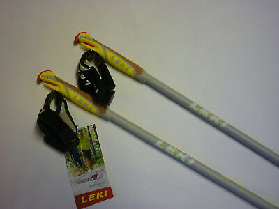 LEKI Flash Carbon Walkingstöcke 120 cm NEU !!