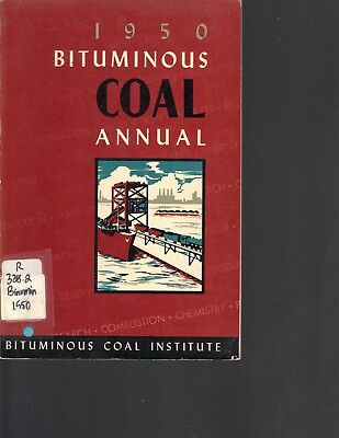 1950 cOAL aNNUAL !!!!!!!!!  BUY ALL 5 FOR $25.00 !!!!!!!