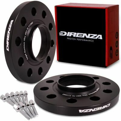 DIRENZA 5x112 15mm ALLOY WHEEL SPACERS FOR MERCEDES BENZ C CLASS C205 W205 AMG