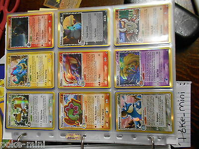 A COMPLETE SET DRAGON FRONTIERS 89 CARDS POKEMONS PRE PRIMES lvx FULL ARTS