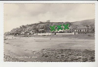 Photo Postcard - Sannox, Isle Of Arran - 1967