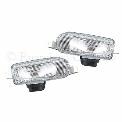 Ford Transit Mk6 2000-2006 Front Fog Light Lamps 1 Pair O/S & N/S