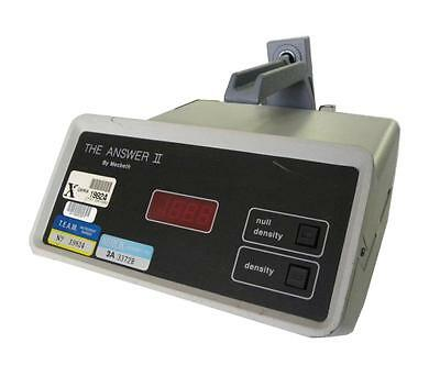 Macbeth Farbe Reflektierende Densitometer Modell RD422S The Answer II - Sold As
