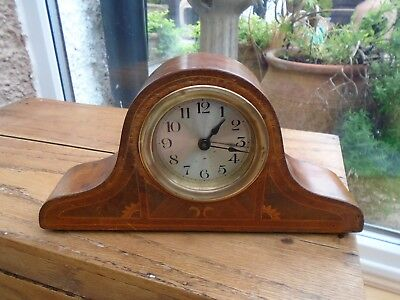 Vintage Mantel Clock stunning case Spares and Repairs
