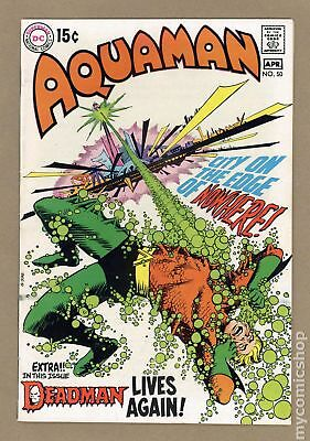 Aquaman (1st Series) #50 1970 VG/FN 5.0