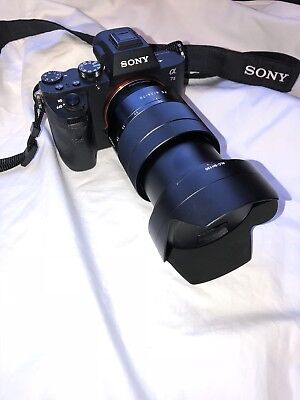 Sony Alpha a7 II with Sony Vario‑Tessar FE 4/24-70 Lens
