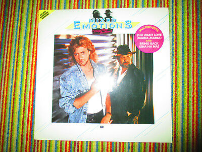 MIXED EMOTIONS - Deep From The Heart  Vinyl LP