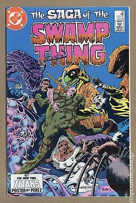 Swamp Thing (2nd Series) #22 1984 FN/VF 7.0