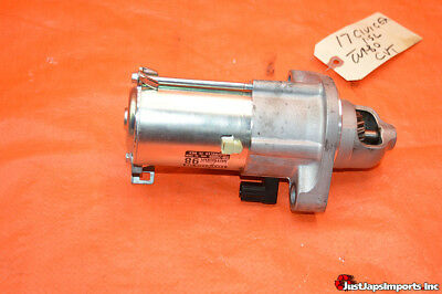 16 17 Honda Civic Sedan 1.5L Turbo Oem Cvt Starter