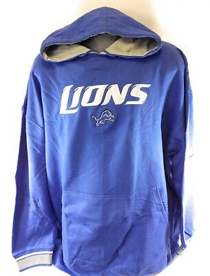 Nice MAJESTIC NFL MENS Detroit Lions Football Shirt NWT $25 S $9.99  for sale
