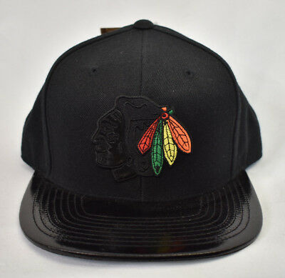 Mitchell & Ness NHL Chicago Blackhawks Fitted Hat Cap New NWT 7