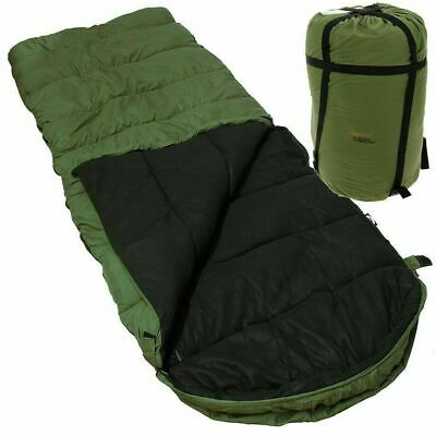 5 Seasons Warm Ngt Dynamic Sleeping Bag With Hood Carp Fishing Camping Hunting
