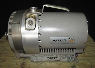 @@ Varian Pump Model Sh-100 P/n Sh01001Univ Ph1 Rpm 1725/1425  (A12)