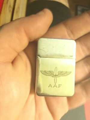 Wwii Us Army Air Force Wind Proof Lighter
