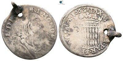 Savoca Coins Medieval Silver Coin 1,97 g / 24 mm @TAD7390