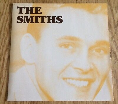 "The Smiths Last Night I Dreamt That Someone Loved Me (1987) 7"" Vinyl Single"