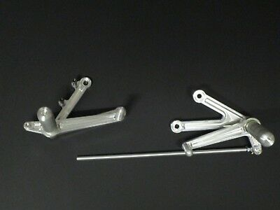 Suzuki GSXR750 F G H SPS RearSet Footrest Kit. UK Manufactured.