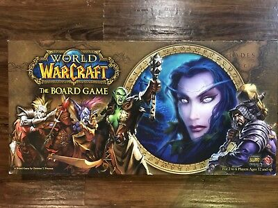 World of Warcraft: Board Game *EXTREMELY RARE*