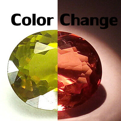 5.26 Cts Public Fanorite Dazzing Color Change Natural Turkish Diaspore