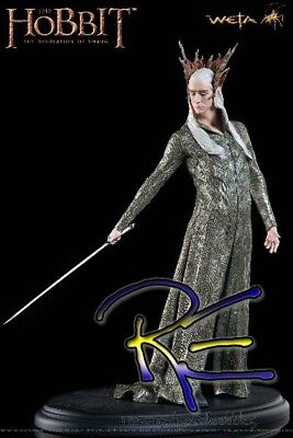 Weta Collectibles The Hobbit King Thranduil Statue Special Read Description