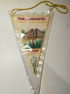 DDR Wimpel PanoramaHotel Oberhof