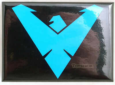 DC Magnets Nightwing Logo from Ata-Boy 212140