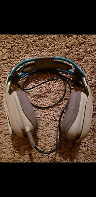 Astro A40 HEADSET Blue Headband Headsets for Microsoft Xbox One