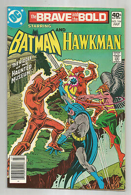 THE BRAVE AND THE BOLD # 164 * BATMAN and HAWKMAN *