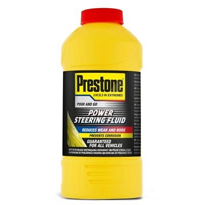 Prestone Power Steering Fluid, 355ml