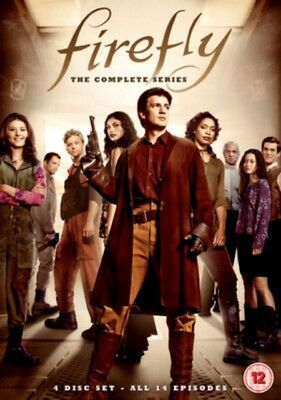 Firefly The Complete Series, 5039036082105