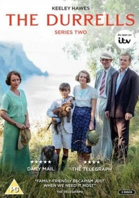 The Durrells - Series 2 [DVD] [2017], 5014138609450