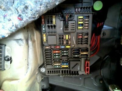 Fuse Box Engine Trunk Mounted Fits 08-14 BMW X6 303462