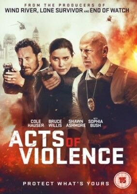 Acts Of Violence, 5060262856444