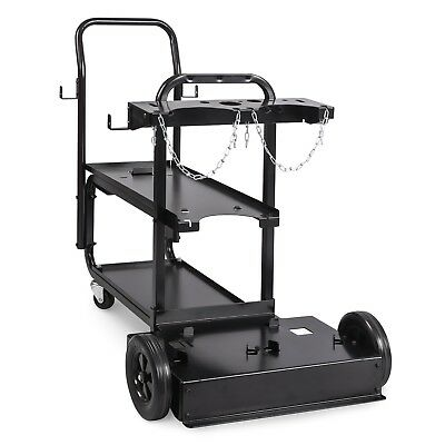 Miller Multimatic Dual Cylinder Rack and Cart (951770)
