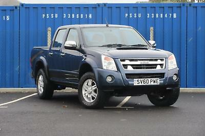 Isuzu Rodeo Td Rodeo Denver Dcb 2.5 Diesel Finished In Blue