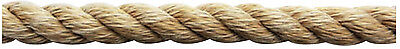 """New England Ropes 7000-08-00600 1/4""""x600' Vintage 3strand Poly"""