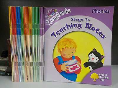 Songbirds Phonics - Oxford Reading Tree - 44 Books Collection! (ID:2834)