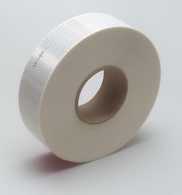 3M Diamond Grade Conspicuity Marking Roll 983-10 White 2 In X 150 Ft