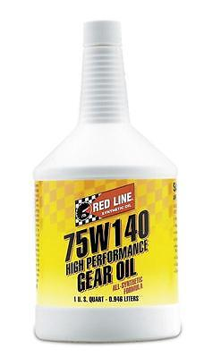 Red Line Oil 57914 75-140 Ltd Slip Gear Oil -Qt