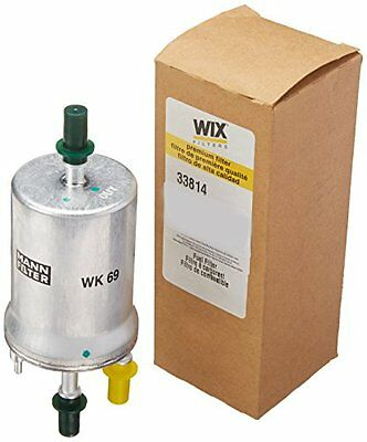 33272 Fuel WIX Filters Filter Complete In-Line Pack of 1