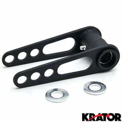 "ATV Rear Suspension Lowering Kit Link 3.5"" Lower for LTZ400 / KFX400 / DVX400"